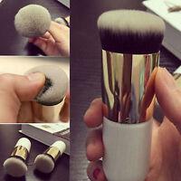 Flat Foundation Face Blush Kabuki Powder Contour Makeup Brush Cosmetic Tool