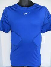 Men'S Nike Lacrosse Padded Rib Cage Top Shirt L