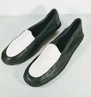 COLE HAAN RESORT Womens Sz 8.5 AA  Soft LEATHER Slip-on Loafers Driving Shoes