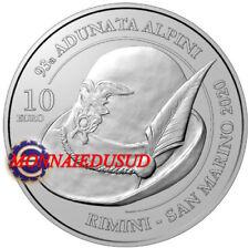 Pièces euro de Saint-Marin année 2020