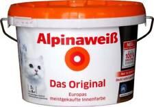 1L Alpinaweiß Das Original - weiße Innenfarbe - spritzfrei