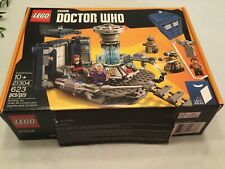*Box Only LEGO Doctor Dr Who Tardis 21304 *Box & Instructions Only