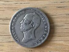 25 Cent 1848 zonder Punt Fr.+