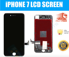 For iPhone 7 LCD Digitizer Screen Genuine OEM Quality Replacement Assembly BLACK