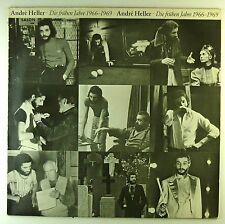 "12"" LP - André Heller - Die Frühen Jahre 1966-1969 - D688 - cleaned"