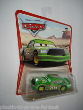 Disney PIXAR CARS DIECAST Chick Hicks HTB 86 desierto Serie 12BK Moc 2005 Nuevo