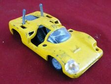 POLITOYS EXPORT NO. 560 CHAPARRAL 2F - MADE IN ITALY / 1:43 SCALE (D2)