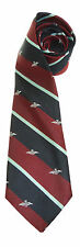 RAF ROYAL AIR FORCE PILOT WOVEN MOTIF UK MADE MILITARY TIE