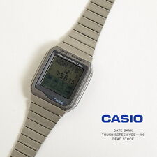 CASIO VDB 200  TOUCH SCREEN NEW NOS VINTAGE 90'
