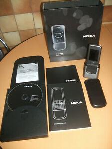 Nokia 8800 Carbon Arte - Occasion peu servi