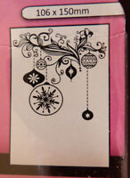 Crafts-Too/CTFD3073/C6/Embossing /Folder/Bauble/Decorations/Background
