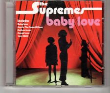(HQ151) The Supremes, Baby Love - 2003 CD