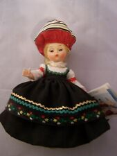 """Madame Alexander International Collection 8"""" Doll - Finland - Previously Owned"""