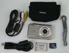 Olympus FE 280 8.0 Megapixel Digital Camera AS IS No Bx