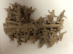 1:72 scale plastic soldiers soviet infantry cold war afghsnistan 33 figures