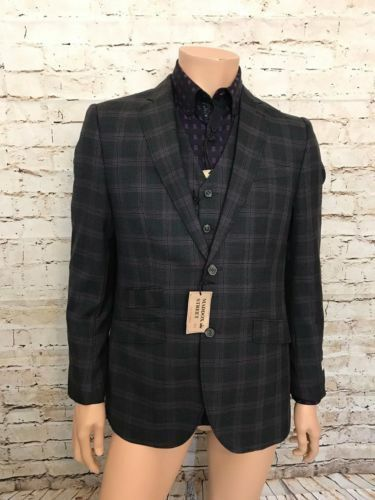 cfdfca50d0b6a Sell 3 Piece Modern Short Suits   Suit Separates for Men   eBay