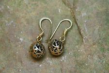 Viking Boucles d'oreilles Boule Bronze Bijoux pour oreilles Ornements Celtes