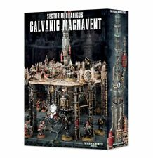 Warhammer 40k Galvanic Magnavent Terrain Sector Mechanicus - New on Sprue
