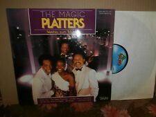 """the platters""""the magic platters""""lp12""""germany.1987."""