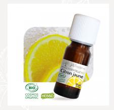 Huile essentielle Citron BIO 10 ml