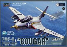Kitty Hawk 80127 1/48 F9F-8/F9F-8P Cougar