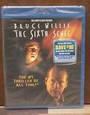 New Sealed The Sixth Sense Blu-Ray Bruce Willis 2008