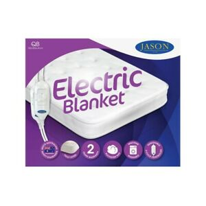 Jason Fully Fitted Washable Electric Blanket - Queen