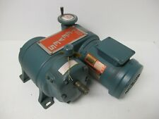 Reliance Electric Reeves Moto Drive X V 34 Hp Size B111 1945 Ratio 24 R365129