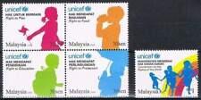 Malaysia postfris 2009 MNH 04 - Unicef (n1)