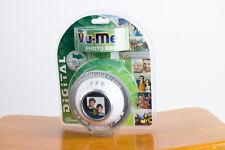 New Vu-Me Photo Ball Golf Sports Theme - Display Up To 70 Digital Photos Images