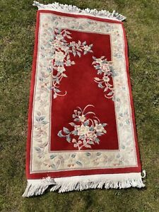 Beautiful Chinese Rug in Good Condition