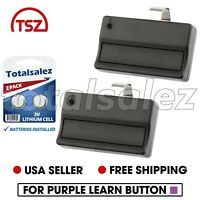 2 Replacement for Liftmaster 371lm Chamberlain Sears Craftsman 950D 950CD Remote
