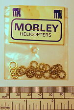 Morley helicopter spares - M 4 shakeproof washer - pk.20