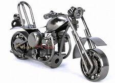 Handmade Harley-Davidson 16CM Iron Motorcycle Model Decoration & Gift #M36