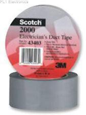3M - 2000 TAPE 50MM X 45MTR - TAPE, DUCT, PVC, SCOTCH 2000 50MM