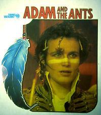 Adam & the Ants Adam face band 80s, vintage retro tshirt transfer print new, NOS