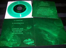 """METASTASE Décroissance 7""""EP  Dark Ages Monarkh Diapsiquir Longing for Dawn"""