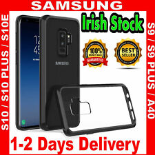 ✅ CASE For Samsung Galaxy S9 S10 Plus S10E + Note 10 S 9 A70 Shockproof Heavy✅
