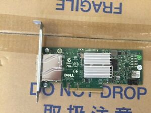 DELL H200E SAS HBA CONTROLLER - FULL HEIGHT - 12DNW / 3DDJT