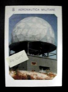 FOTOGRAFIA AERONAUTICA MILITARE Antenna del radar ARGOS 10