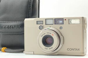 [Near MINT] Contax Tix Carl Zeiss Sonnar T* 28mm f/2.8 APS Film Camera JAPAN