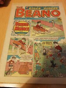 Beano comic - issue 2386
