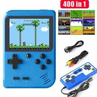 Etpark Handheld Game Console, Retro Mini Game Machine with 400 Classical FC