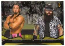 2016 Topps WWE Then Now Forever Rivalries NXT #18 Bray Wyatt vs. Neville