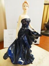 Royal Doulton Pretty Ladies Jaqueline Figurine #Hn5720 - New / Box!