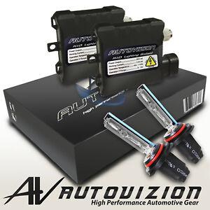 Autovizion Xenon Lights Slim HID Kit for Ford C-Max Courier E-150 E-250 E-350