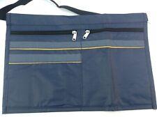 More details for market stall trader waterproof money cash bag 5 pocket  waist belt car boot
