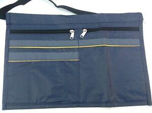 Market Stall Trader Waterproof Money Cash Bag 5 Pocket  Waist Belt car boot