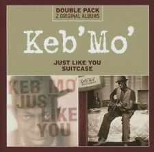 KEB' MO' - JUST LIKE YOU/SUITCASE NEW CD