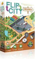 FLIP CITY: WILDERNESS -A Simple Microdeckbuilder TMG Game NEW/SEALED/SHIP$0/INTL